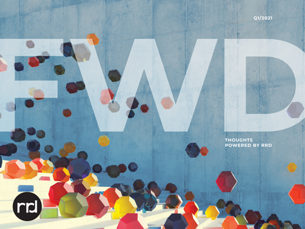 Cover of the FWD Thoughts