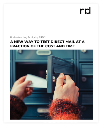 Screenshot of A New Way to Test Direct Mail at a Fraction of the Cost and Time article