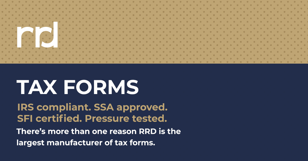 Tax Forms Access for PeopleSoft Customers   RRD