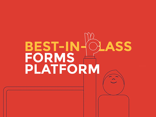 Watch Best-in-class Forms Platform Labels video
