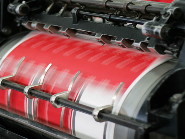 roll of paper for labels printing