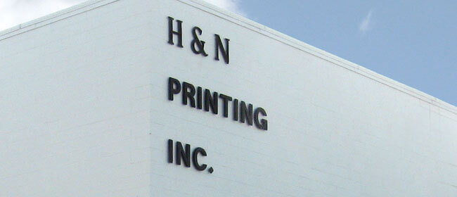 H & N Printing and Graphics